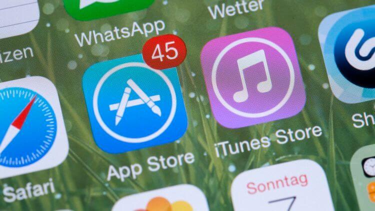 6 apple hochet chtoby polzovateli skachivali po tolko iz apstore - Не был обозначен как надежный на этом iphone что делать