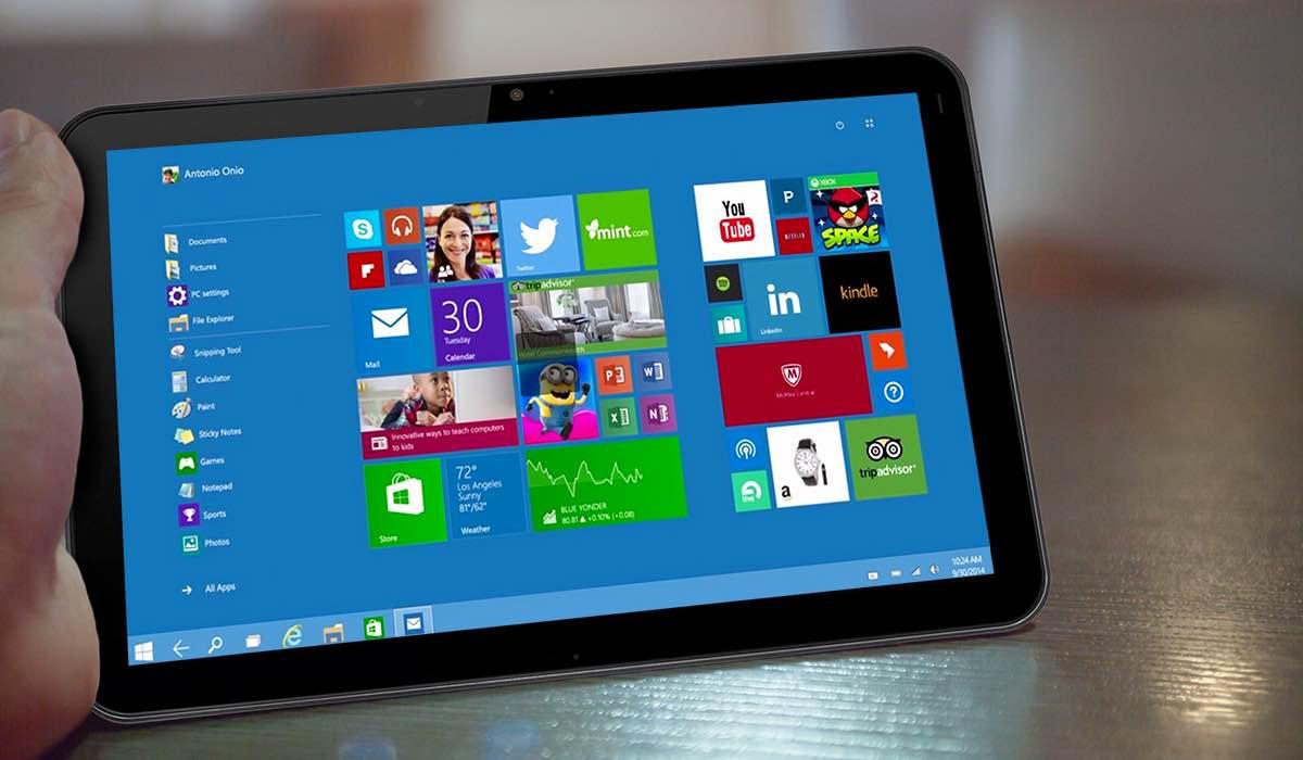 Заменить на планшете андроид на виндовс. Как установить или поставить windows на андроид?